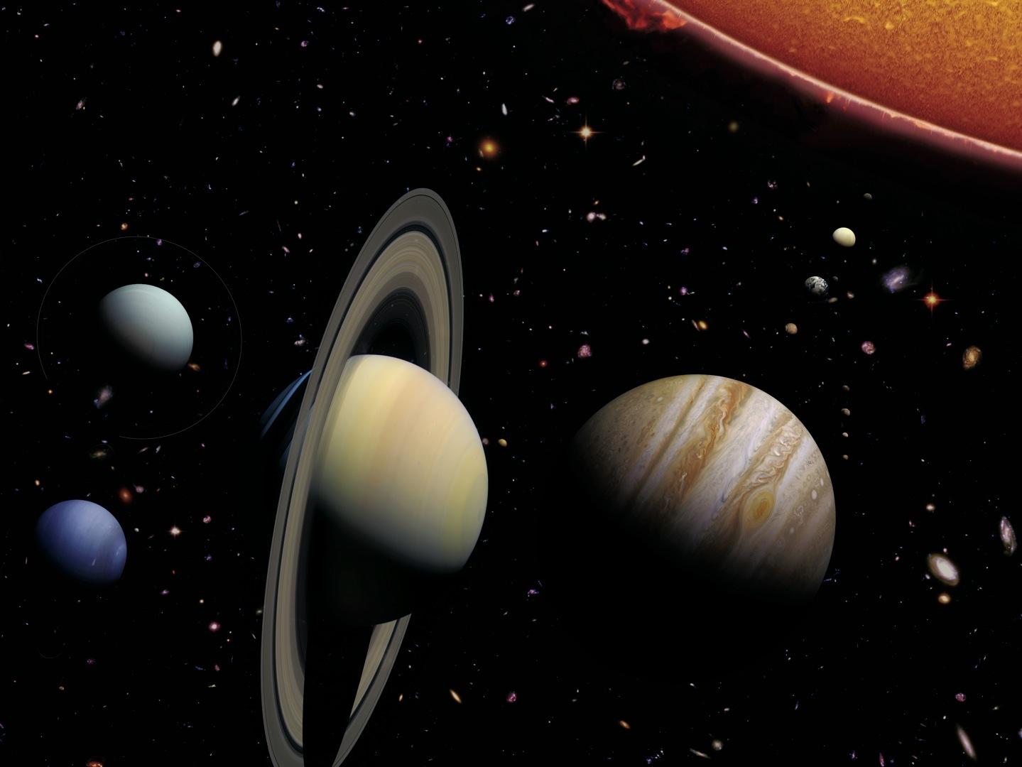 Science lesson plans for middle school california for Immagini universo gratis