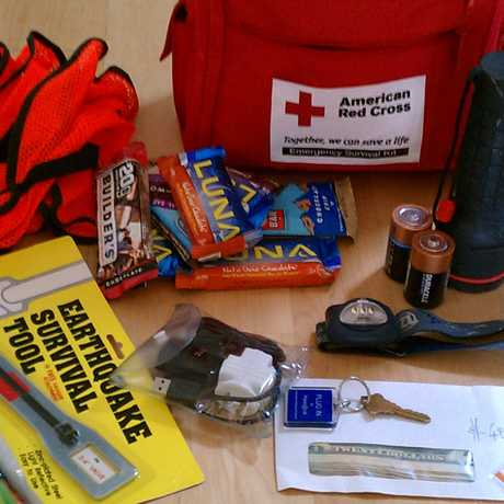 Earthquake Kit