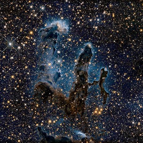 Eagle Nebula (M-16)