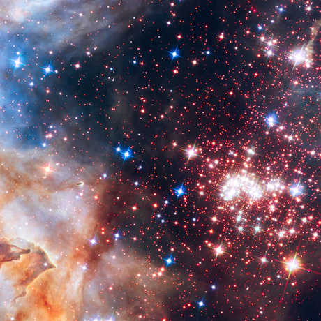 Hubble Space Telescope Celebrates 25 Years of Unveiling the Universe