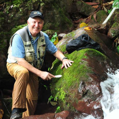 Jim Shevock, Botany Fellow