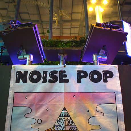 noise pop banner
