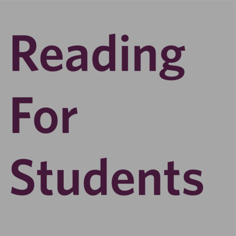 Reading for Students