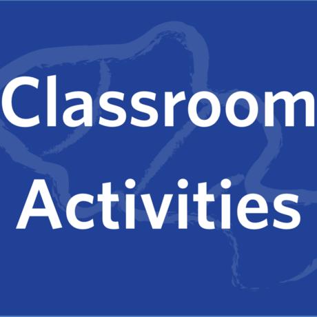 Healthy Oceans classroom activities