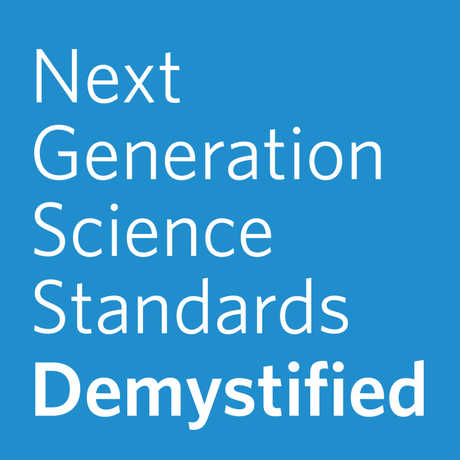 Next Generation Science Standards Demystified wordmark