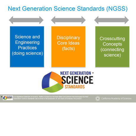 NGSS Dimensions
