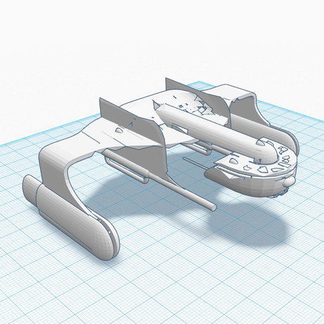 3D design with TinkerCAD