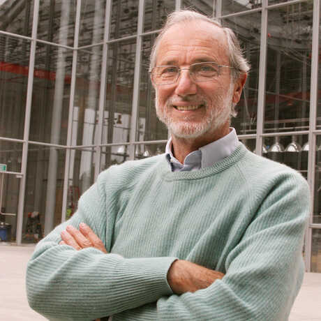 Image of architect Renzo Piano