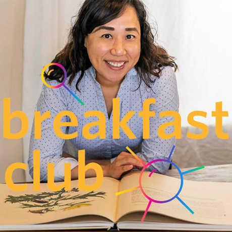 Academy head librarian Rebekah Kim