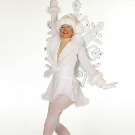 Tap-Dancing Snowflake