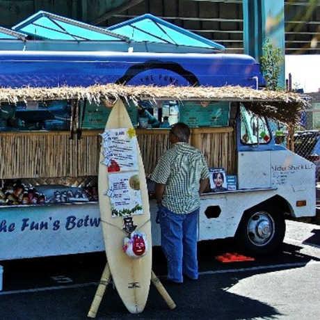 Slider Shack Food Truck