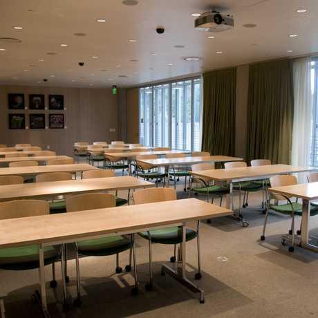 California Academy of Sciences boardroom