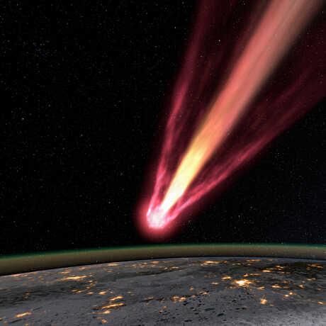 Incoming! Chelyabinsk meteor