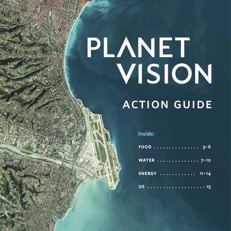 Planet Vision's action guide
