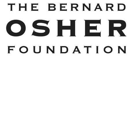 The Bernard Osher Foundation logo