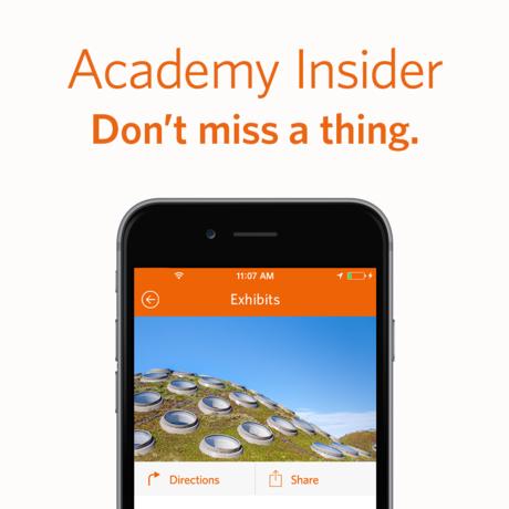 Academy Insider app