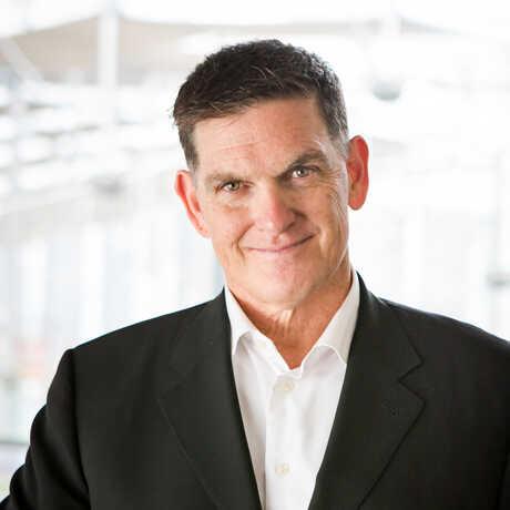 Portrait of the Academy's Executive Director, Scott D. Sampson, PhD