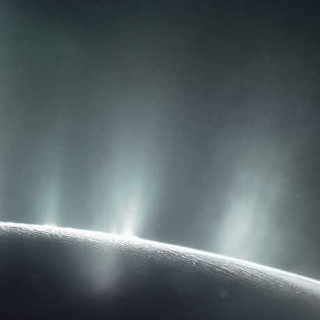 Enceladus Illustration