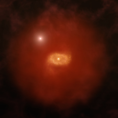 Image credit: A. ANGELICH (NRAO/AUI/NSF)
