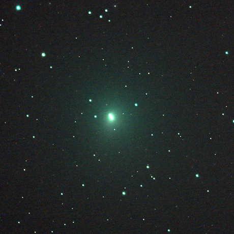Comet 41P/Tuttle-Giacobini-Kresak, photo credit: Astronomy Now