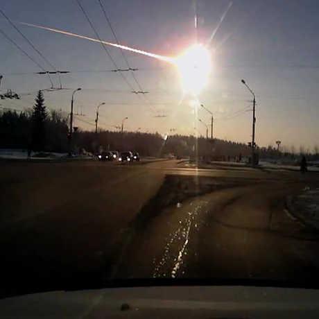 Chelyabinsk event