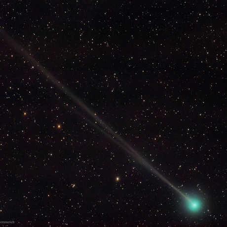 Comet 45P/Honda-Mrkos-Padusakova