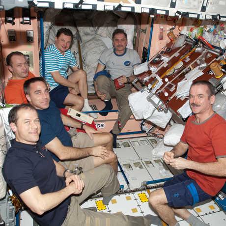 ISS-35 Crew