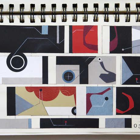 LV Sketchbook Page 038