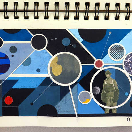 LV Sketchbook Page 044