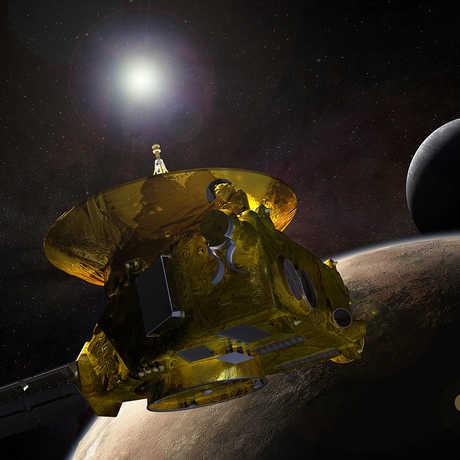 New Horizons at Pluto