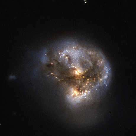 ESA/Hubble & NASA Acknowledgement: Judy Schmidt (geckzilla)