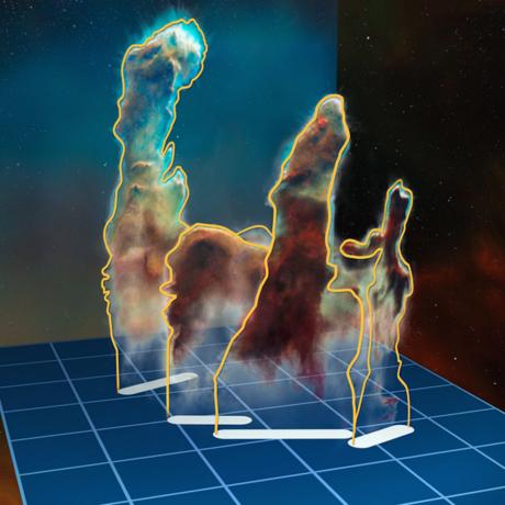 3D Nebule