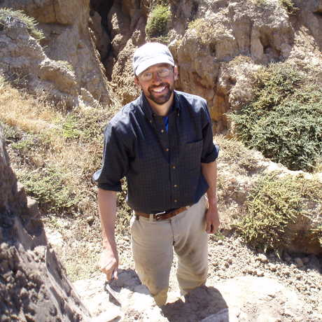Anthropology Research Associate Dr. Todd Braje