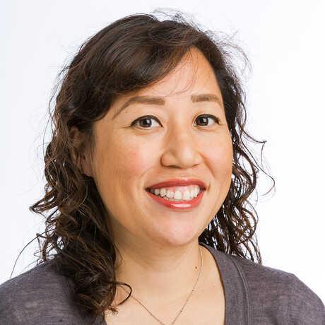 Rebekah Kim portrait