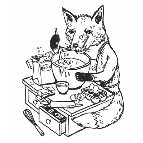 Baking Fox