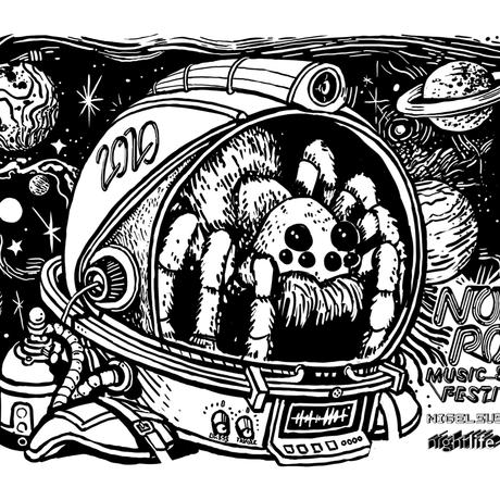 Space Tarantula