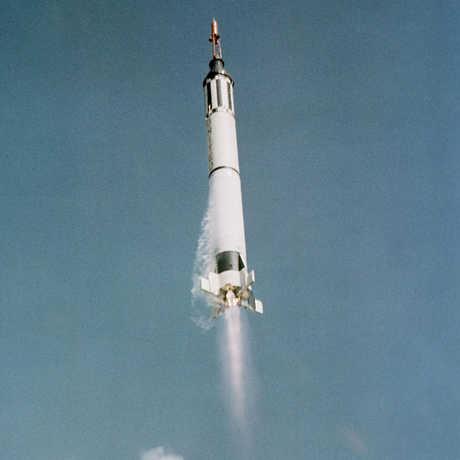 Mercury space capsule