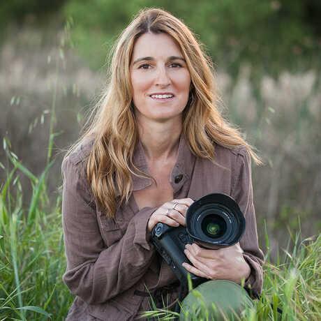 Photographer Suzi Eszterhas