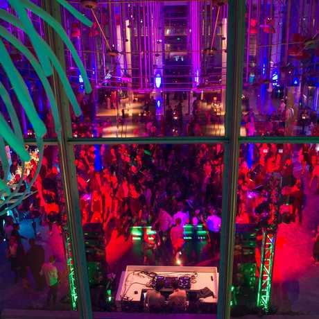 Big Bang Party After Dark