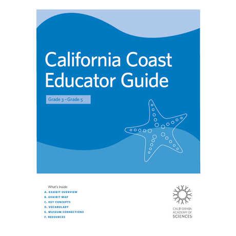 california coast exhibit guide