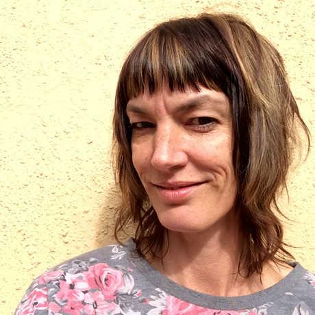 Artist Jennifer Linderman