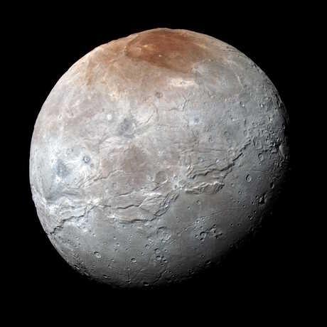 Charon, NASA/JHUAPL/SwRI