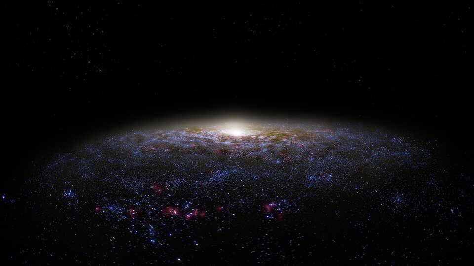 tour of the universe morrison planetarium nightlife calacademy