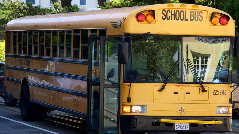 SchoolBus_MarioSánchezPrada school field trip ideas