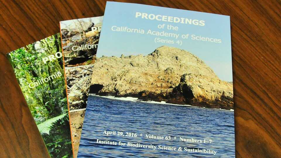Issues of Scientific Publications journal