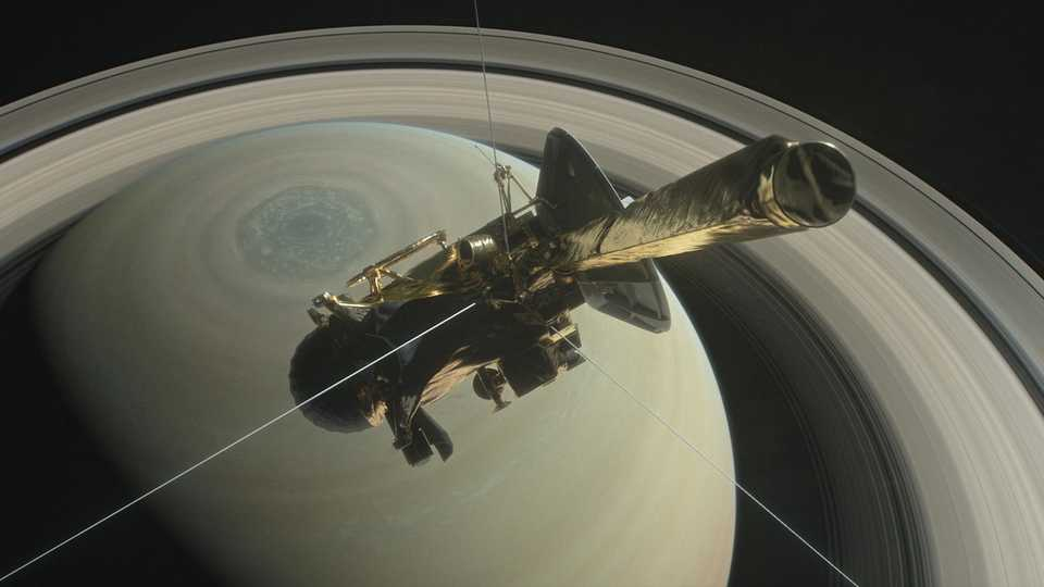 Farewell to Saturn: Cassini's Spectacular End-of-Mission Science