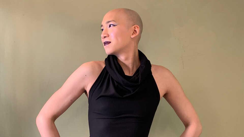 Portrait of Simone Sun