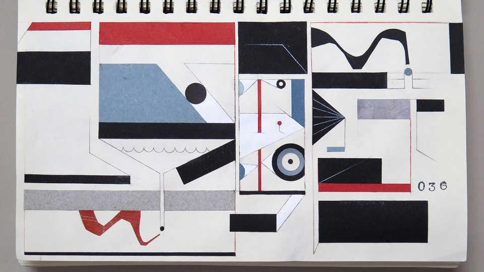 LV Sketchbook Page 036
