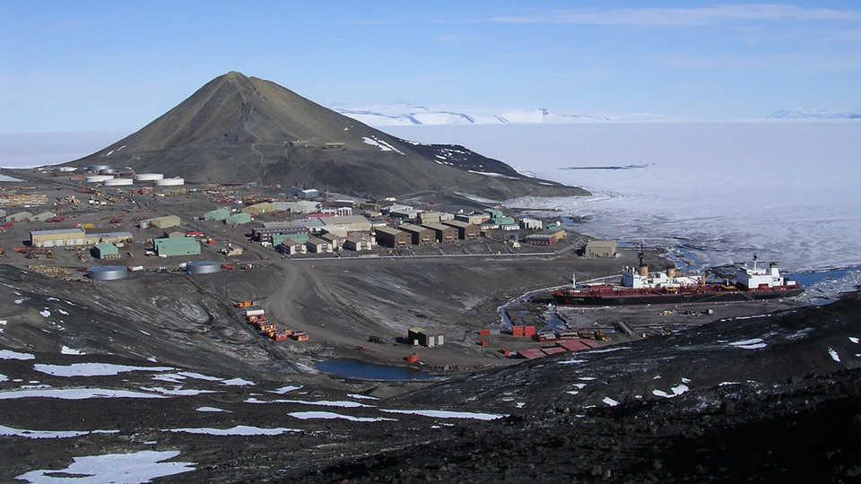 Long View Study No. 42 (McMurdo Station Upgrade)