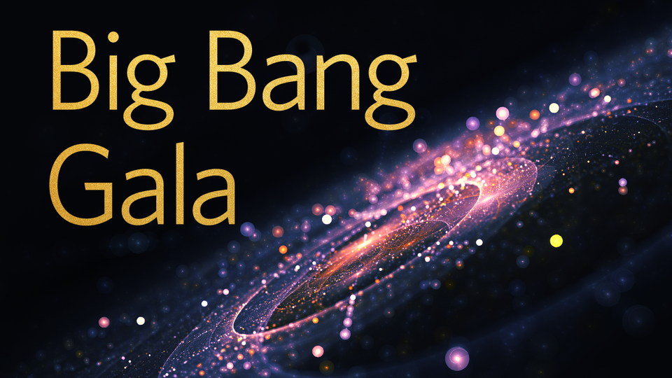 Save the Date: Big Bang Gala 2020